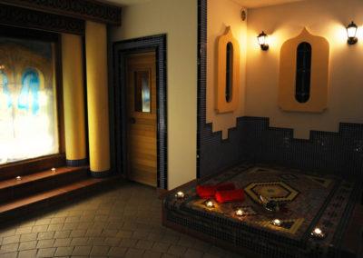 Rosengarten Zahnhotel - Türkisches Bad in Sopron