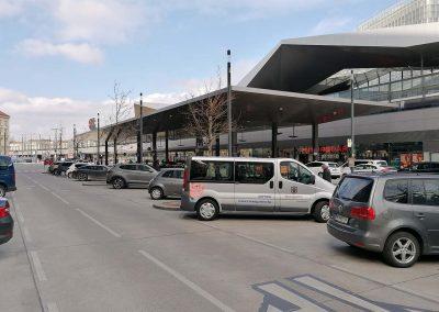 Hauptbahnhof- Haupteingang
