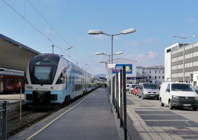 Westbahnhof- Felberstrasse